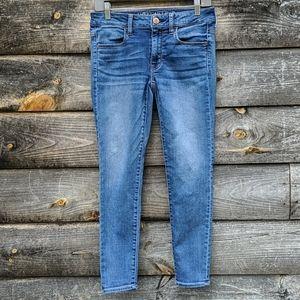 AEO Jegging MidRise Super Stretch Jeans SHORT